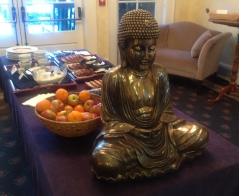 Buddha at Breakfast